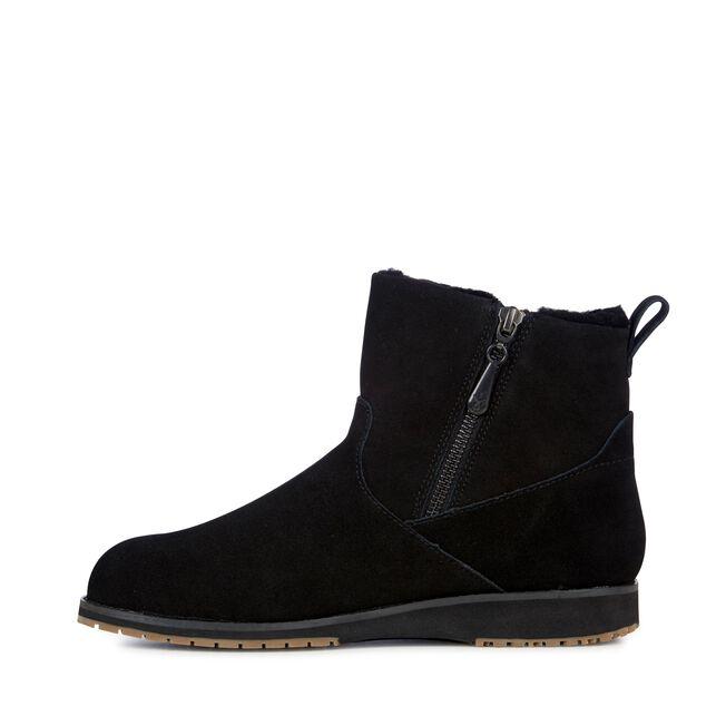 Beach迷你短筒靴, BLACK, hi-res