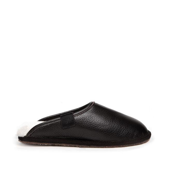 9a14009351 Clifton Mens Cow Leather Slide- EMU Australia