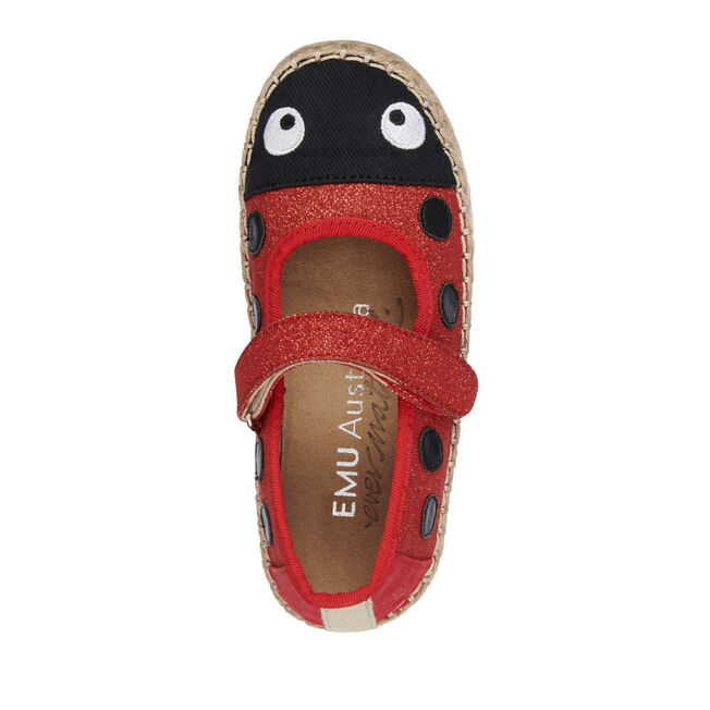Ladybird Nest, RED, hi-res