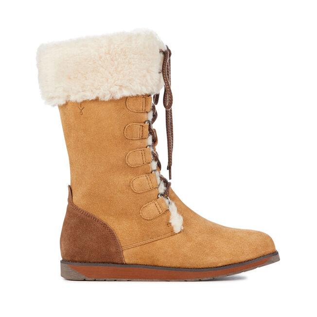 99079a5eff Featherwood Hi Womens Deluxe Wool Boot- EMU Australia