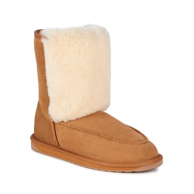 a11f4df5aad Launceston Womens Sheepskin Boot- EMU Australia