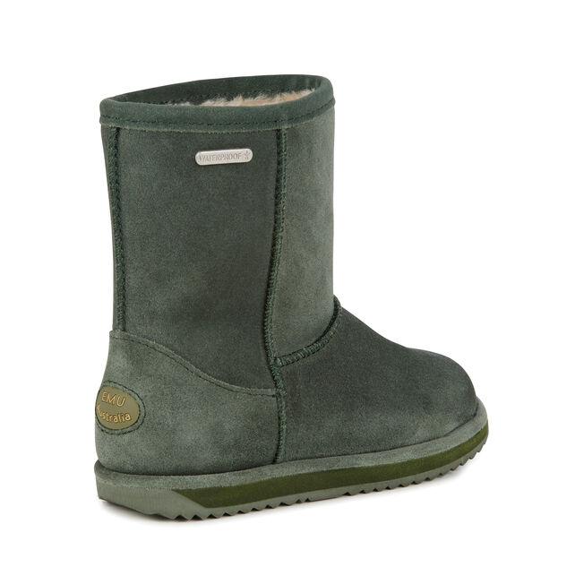 Brumby中筒雪地靴, MILITARY GREEN, hi-res