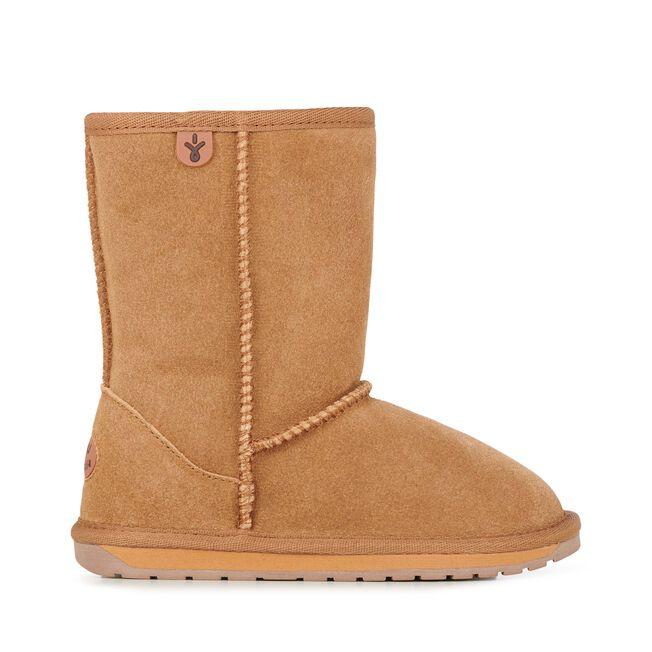 Wallaby中筒靴, CHESTNUT, hi-res