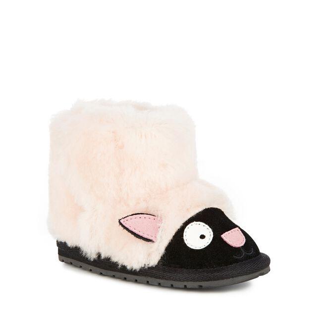 小羊學步靴, NATURAL, hi-res