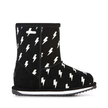 Lightning Bolt Brumby, BLACK, hi-res