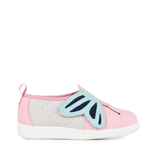 Butterfly Sneaker, PINK, hi-res