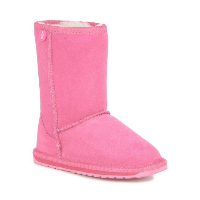 Wallaby中筒靴, BUBBLEGUM, hi-res