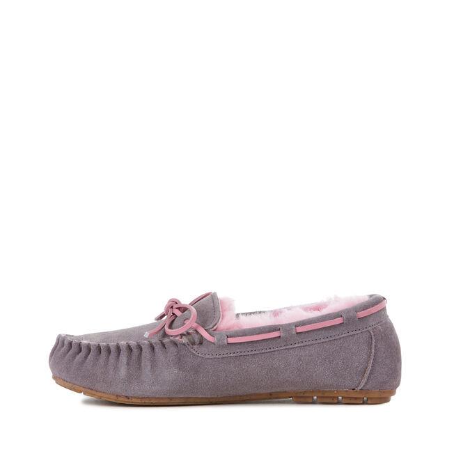 Amity莫卡辛鞋, ASH/PINK, hi-res