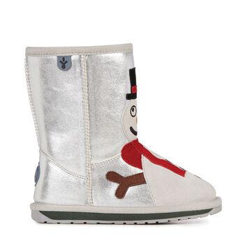 Snowman, srebrny, hi-res