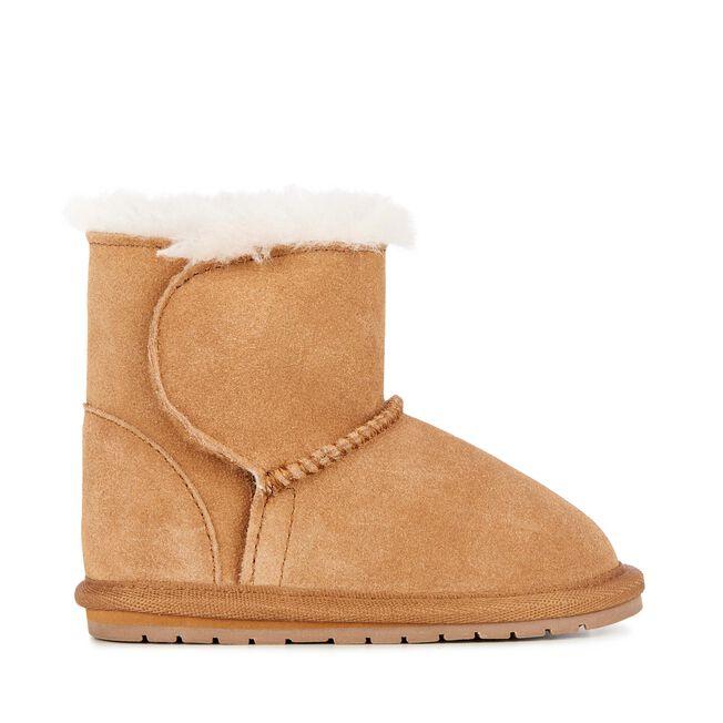 Toddle學步靴, CHESTNUT, hi-res