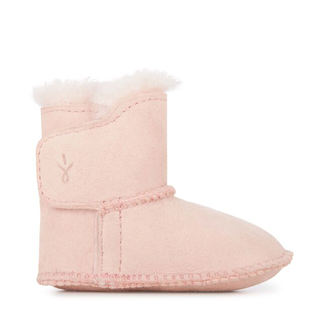 Baby Bootie, DUSTY PINK, hi-res