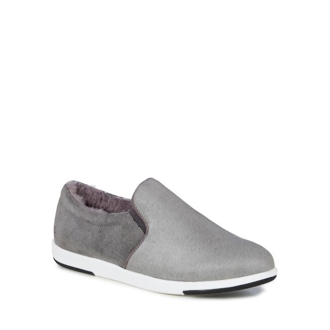 fcf3b2dcf65b Brunswick Fur Womens Deluxe Wool Shoe- EMU Australia