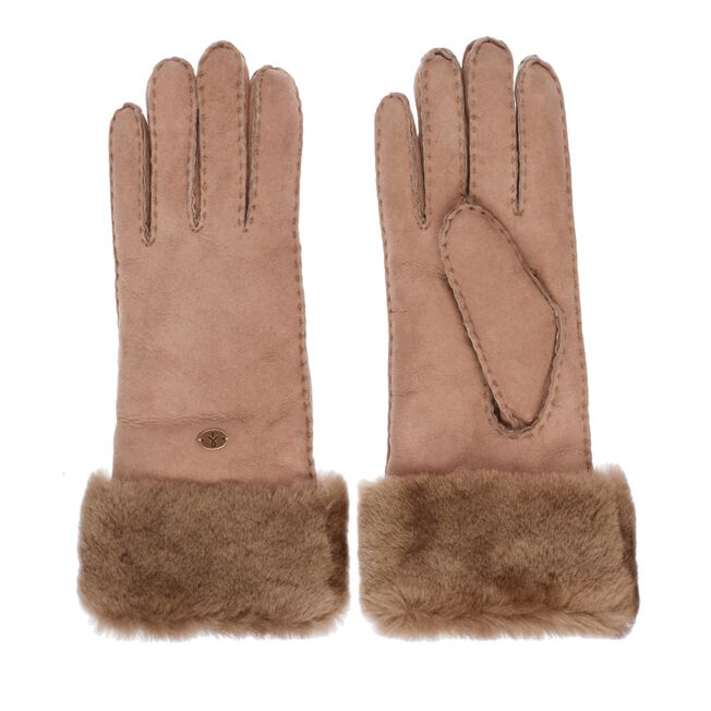Apollo Bay Gloves, MUSHROOM, hi-res