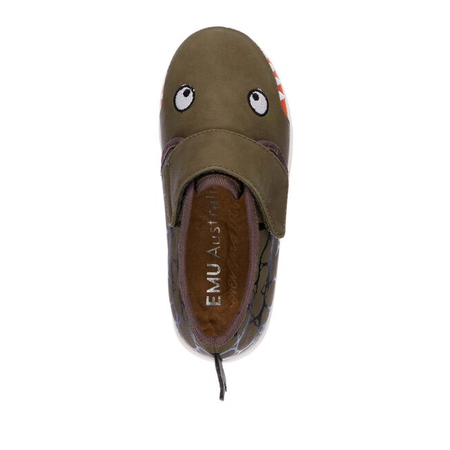 Croc Sneaker, khaki, hi-res