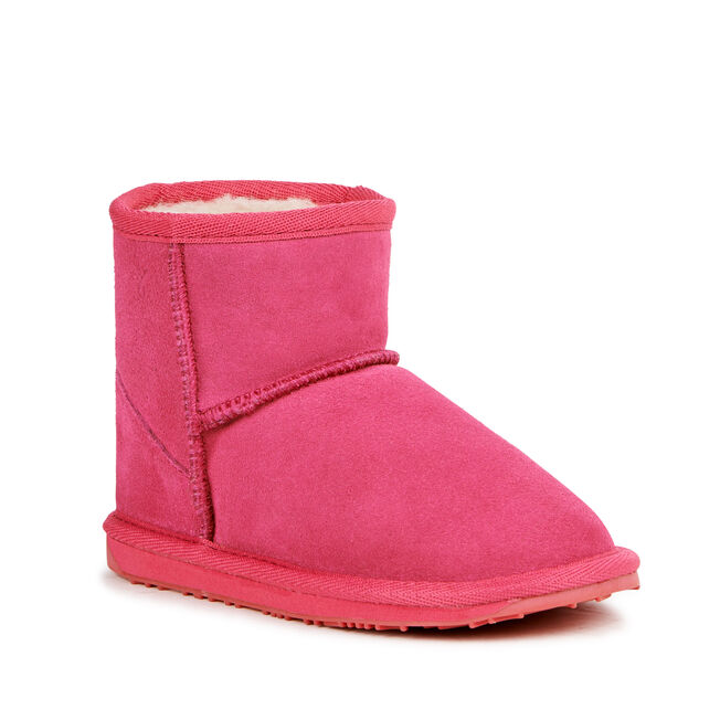 Wallaby迷你短筒靴, HOT PINK, hi-res