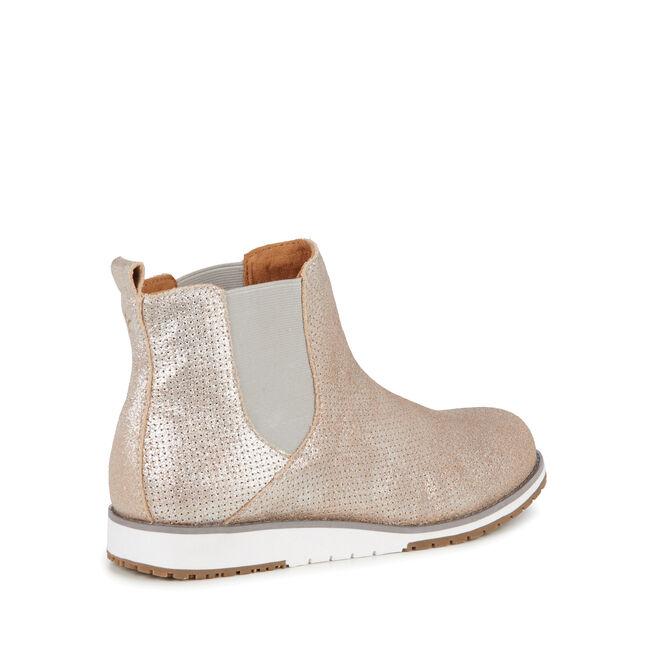 Taria休閒短靴, SILVER, hi-res