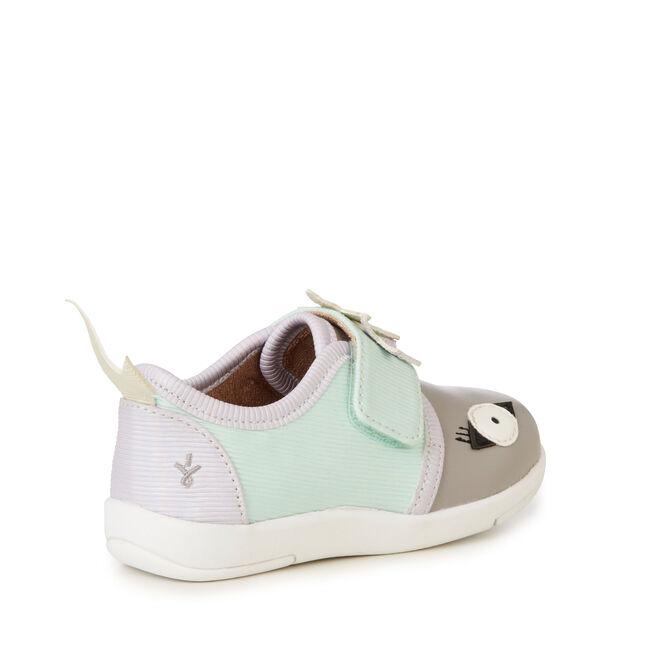 Mermaid Sneaker, DOVE GREY, hi-res