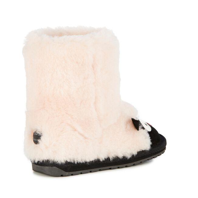 Lamb童款雪地靴, NATURAL, hi-res
