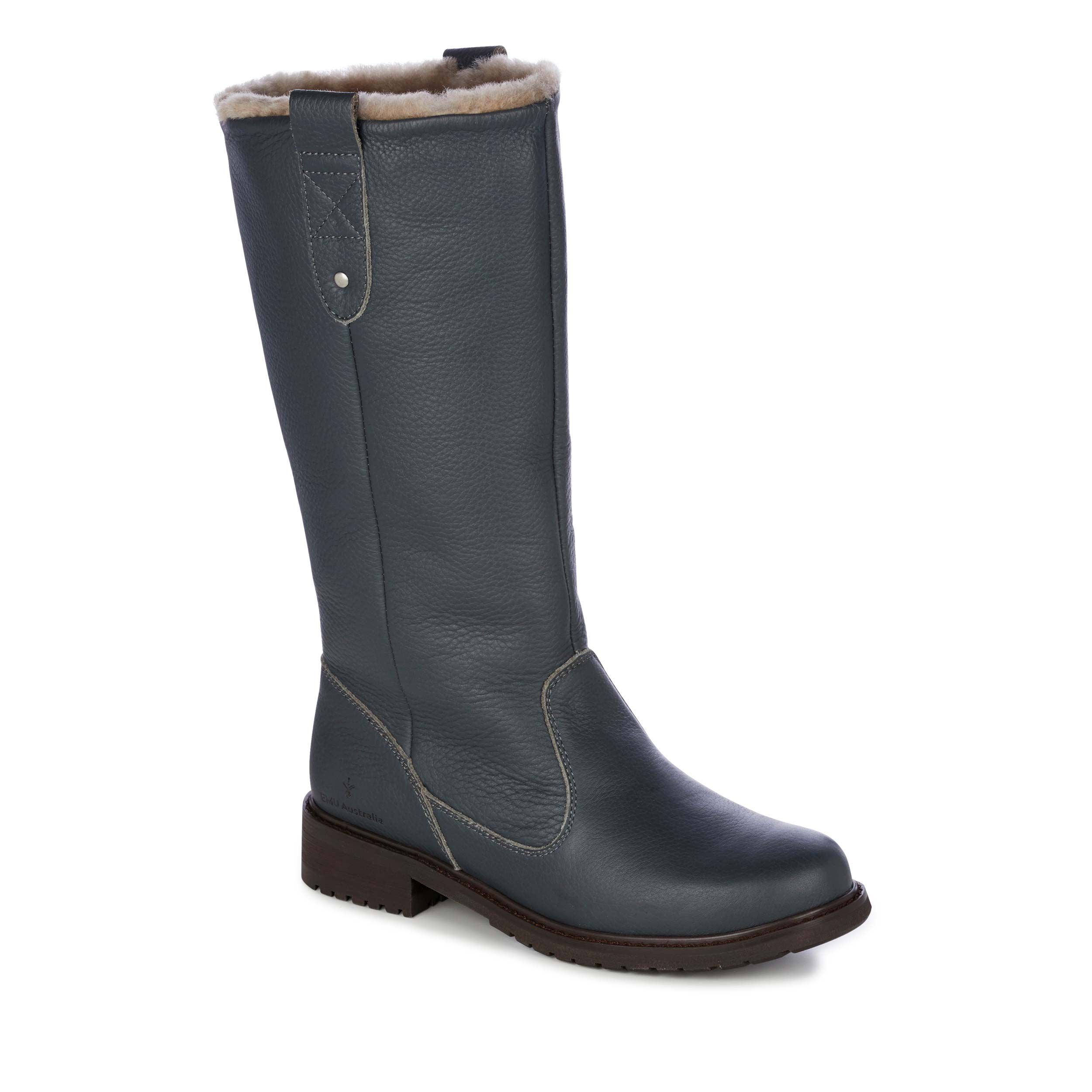 Shale Womens Cow Leather Boot- EMU