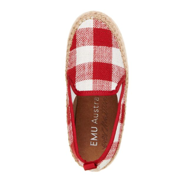 Gum Kids, RED GINGHAM, hi-res