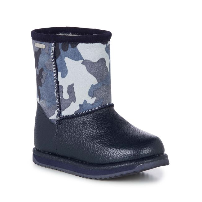 Commando Trigg, niebieskie moro, hi-res