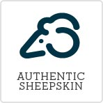 Authentic Sheepskin